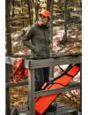 Smart termo hoody jakke til kvinder til naturen