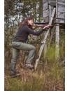 Pürsch jaktbyxor med stretch till kvinnor