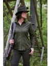 Classic lady hunting shirt